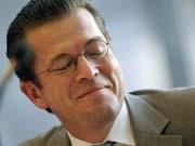 Karl-Theodor zu Guttenberg, dpa