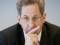 Hans-Georg Maaßen 2016 in Berlin