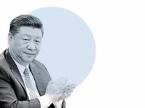 Xi, Nahaufnahme am 6.11.