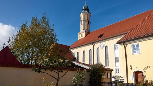 Franziskanerinnenkloster Reutberg