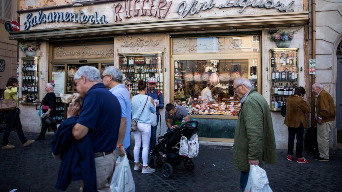 Streit mit Italien gefährdet Euro-Reformen
