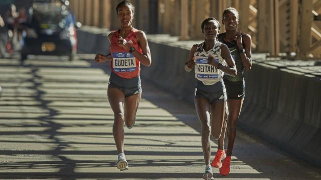 Süddeutsche Zeitung Sport Marathon-Siegerin Keitany