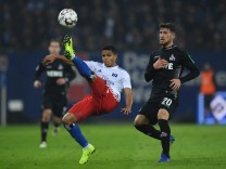 Hamburger SV v 1. FC Koeln - Second Bundesliga