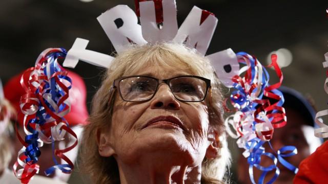 Vor den Kongresswahlen in den USA