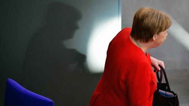 Angela Merkel Wirtschaftspolitik der CDU