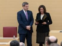 Bayerischer Landtag wählt Ministerpräsidenten