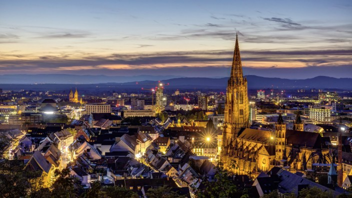 DEU Deutschland Freiburg im Breisgau 16 09 2018 Freiburg im Breisgau Münster Seit langer Zeit