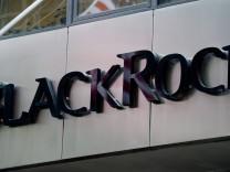 Blackrock-Geschäftsstelle in New York