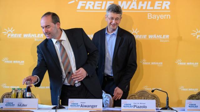 Nach der Landtagswahl in Bayern - Freie Wähler