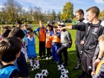 Poing Fussballtag Seerosenschule.