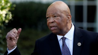 Der Demokrat Elijah Cummings 2017 in Washington
