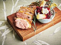 Rosa Entenbrust