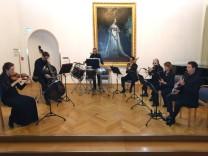 Solistenkonzert im Musiksaal