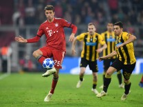 Champions League - Group Stage - Group E - Bayern Munich v AEK Athens