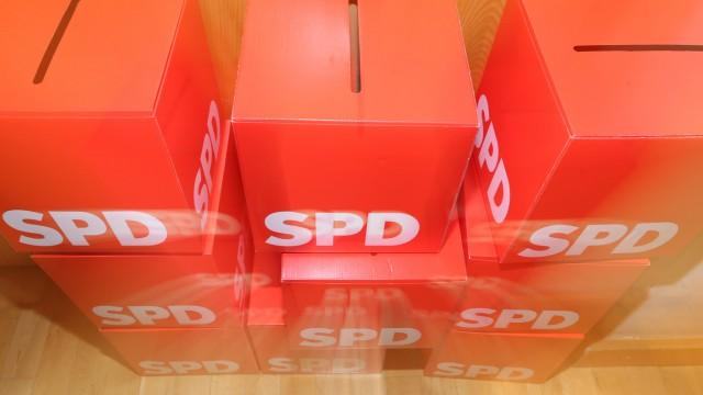 Bayern-SPD Wahlergebnisse Gelder