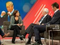 Maischberger zu Trump und Midterms