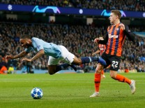 Champions League - Group Stage - Group F - Manchester City v Shakhtar Donetsk