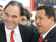 Stone und Chavez, Foto:afp