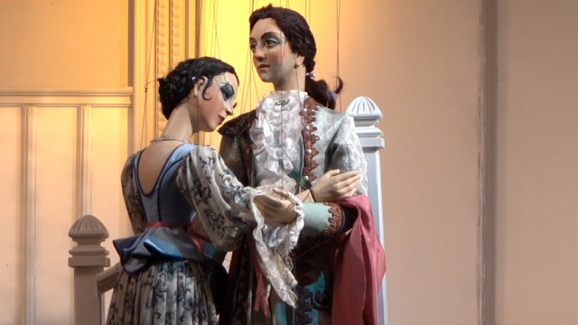 Marionettentheater Bille