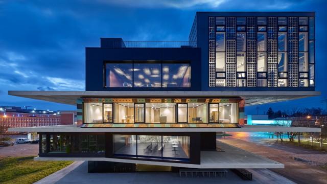 Architektur Baukultur