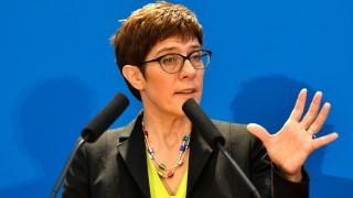 Politik CDU CDU-Generalsekretärin