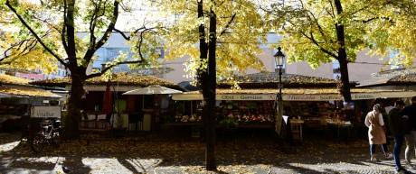 Wirtschaft in München Elisabethmarkt