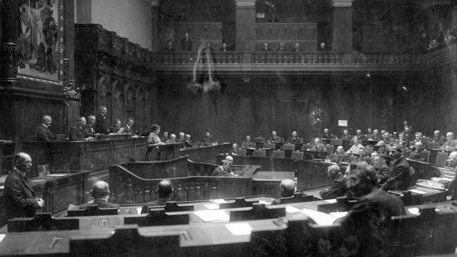 Geschichte Umsturzjahr 1918