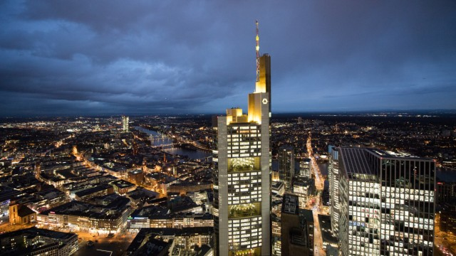 Commerzbank-Zentrale in Frankfurt