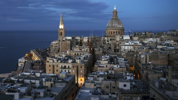 Valletta, European Capital Of Culture 2018