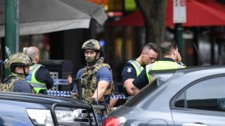 Zwischenfall in Melbourne