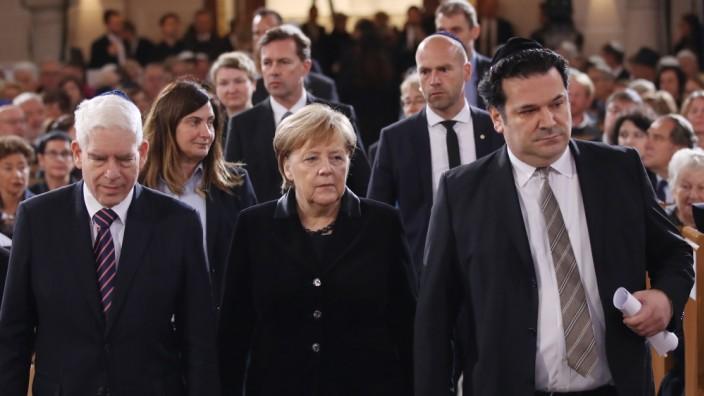 Germany Commemorates 1938 November Pogroms