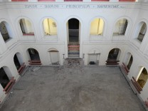 Baustelle Diözesanmuseum
