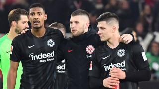 02 11 2018 xjhx Fussball 1 Bundesliga VfB Stuttgart Eintracht Frankfurt emspor v l Sebastien