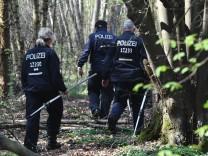Suche nach der vermissten Georgine Krüger