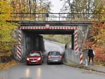 Gauting Ammerseestraße, Unterführung