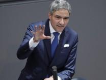 Stephan Harbarth CDU CSU Deutschland Berlin Bundestag 61 Sitzung Breite Unterstützung für