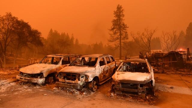 Un nouvel incendie ravage le nord de la Californie