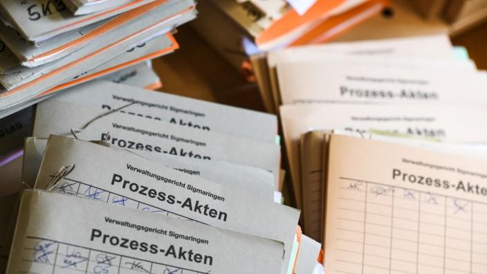 Asylklagen im Verwaltungsgericht Sigmaringen