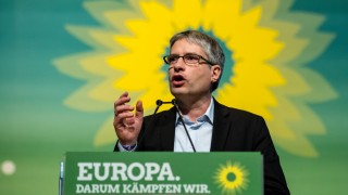 Greens Party Hold Federal Congress Ahead Of European Parliamentary Elections