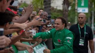 Weekend sports Grand Prix of Brazil