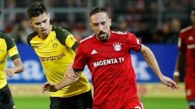 Bundesliga - Borussia Dortmund v Bayern Munich