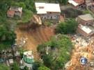 Tote nach Erdrutsch in Rio de Janeiro (Vorschaubild)