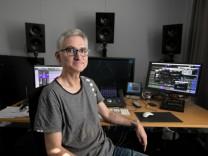 Thomas Orthofer arbeitet bei Arri in der Türkenstraße als Quality Control Sound Engineer.