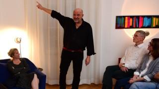 Inspirieren Und Inspirieren Lassen Erzählen Infiziert München