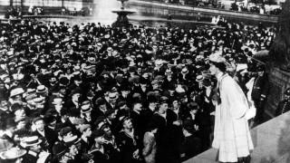100 Jahre Frauenwahlrecht - Suffragetten