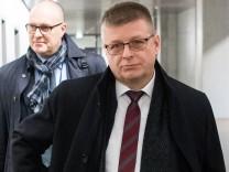 Thomas Haldenwang im Deutschen Bundestag