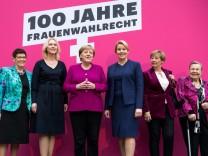 Festakt 100 Jahre Frauenwahlrecht