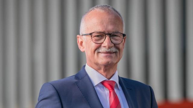 Hans-Jürgen Binner Seehofer-Vertrauter Ingolstadt CSU