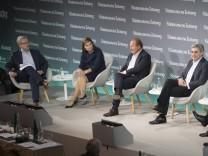 SZ Wirtschaftsgipfel 2018 Berlin Tag 1
