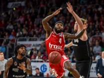 Deutschland Bamberg Brose Arena 11 11 2018 Basketball 1 Bundesliga Brose Bamberg vs Giess